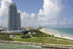 plażowi Miami na Florydzie Fotografia Royalty Free