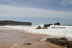 plażowi sagres Obrazy Stock