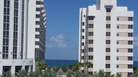 plażowi south Miami Zdjęcie Royalty Free