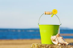 plażowi wakacje Zdjęcia Stock