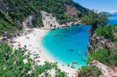 Plażowy Agiofili Zdjęcie Royalty Free