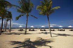plażowy Bali sanur Obraz Royalty Free