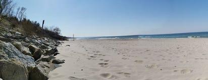 pla?owy Baltic morze obraz royalty free