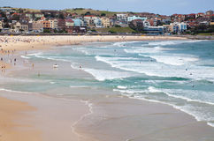 plażowy bondi Zdjęcia Royalty Free
