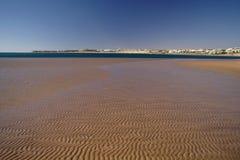 plażowy brzegowy czerwony morze obraz stock