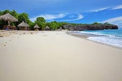 plażowy Curacao Obraz Stock