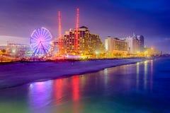 plażowy daytona Florida Zdjęcia Royalty Free