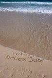 plażowy diun sceny morze Fotografia Royalty Free