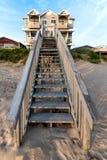Plażowy dom Obraz Royalty Free