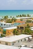 plażowy Florida Hollywood Zdjęcie Stock