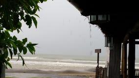 plażowy footpath mola morze Obraz Stock