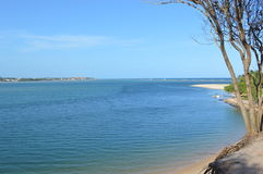 plażowy gunga Fotografia Royalty Free