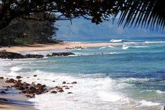 plażowy hawajczyk Zdjęcie Royalty Free
