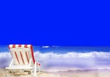 plażowy holidy Zdjęcie Stock