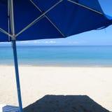 plażowy horyzontalny obrazka piaska scenerii morze Zdjęcia Royalty Free
