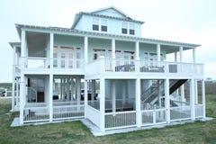 Plażowy House Obraz Royalty Free