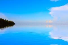 Plażowy i tropikalny morze Zdjęcie Royalty Free