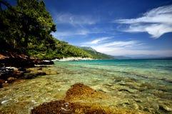 plażowy kemer Zdjęcie Royalty Free