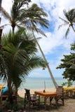 Plażowy Koh Samui Zdjęcia Stock