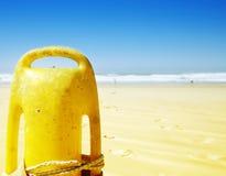 plażowy krajobrazu Fotografia Royalty Free