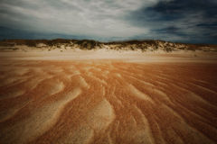 plażowy krajobrazu zdjęcie royalty free
