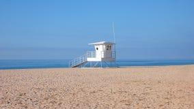 plażowy linii brzegowej horyzontu gór lato zdjęcie royalty free