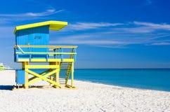 plażowy Miami Zdjęcie Royalty Free