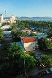 Plażowy miasto w Vietnam Fotografia Stock