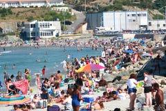 plażowy nantasket fotografia royalty free