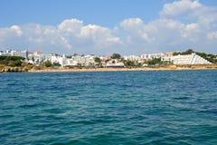 Plażowy Oura Fotografia Royalty Free