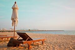 plażowy Pattaya zdjęcia stock