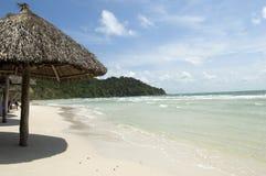 plażowy phu quoc sao Vietnam Zdjęcia Royalty Free
