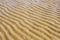 plażowy piasek Obrazy Royalty Free