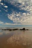 plażowy piaskowaty Zdjęcie Royalty Free