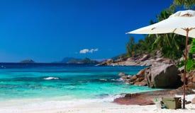 plażowy pinkin Obrazy Stock