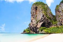plażowy railay Thailand Fotografia Stock