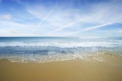 plażowy raj Fotografia Royalty Free