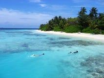 plażowy raj Obraz Stock