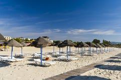 plażowy ranek Obraz Stock
