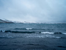 Plażowy Reykjavik Fotografia Royalty Free