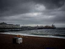 plażowy rondo zdjęcie royalty free