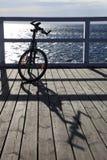 plażowy rower Obrazy Stock