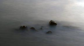 plażowy skalisty Zdjęcie Stock