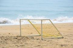 plażowy socer Fotografia Stock