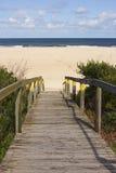 plażowy stary Zdjęcie Royalty Free