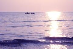 plażowy tropikalny Obraz Royalty Free
