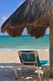 plażowy tropikalny Fotografia Royalty Free