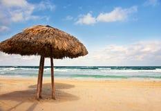 plażowy Varadero Obraz Royalty Free