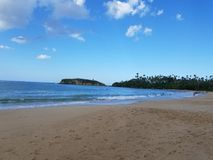 Plażowy Vega Baj PR zdjęcie stock