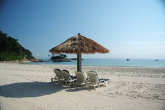 plażowy wakacje zdjęcie royalty free